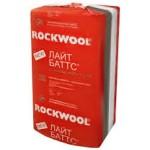 ROCKWOOL лайт баттс 1000*600*100(3м2)(0,3м3)