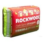 ROCKWOOL лайт баттс скандик 800*600*100(2,88м2)(0,288м3)
