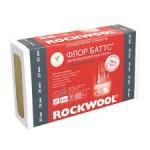 ROCKWOOL Флор Баттс 1000*600*100(1,2м2)(0,12м3)