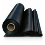 Пленка черная 120мкр, 100м.пб 300м2