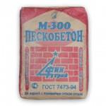 """Пескобетон М-300 """"Финстрой"""" (40кг)"""