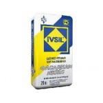 Шпаклевки фирмы IVSIL